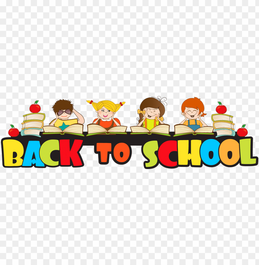 free PNG august school clipart welcome august back to school - welcome back to school clipart PNG image with transparent background PNG images transparent