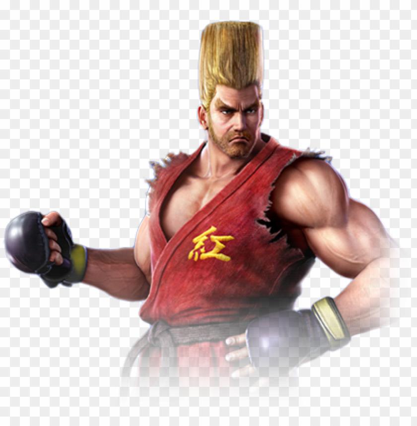 Aul Tekken Png Tekken 7 Paul Phoenix Png Image With Transparent Background Toppng