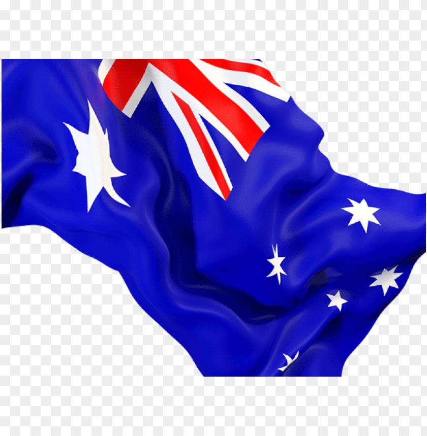 Australia Waving Fla Png Image With Transparent Background Toppng
