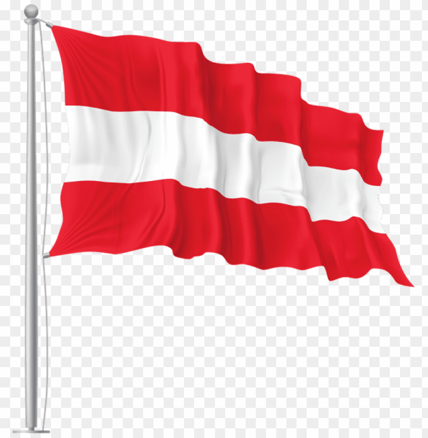Download Austria Waving Flag Clipart Png Photo Toppng