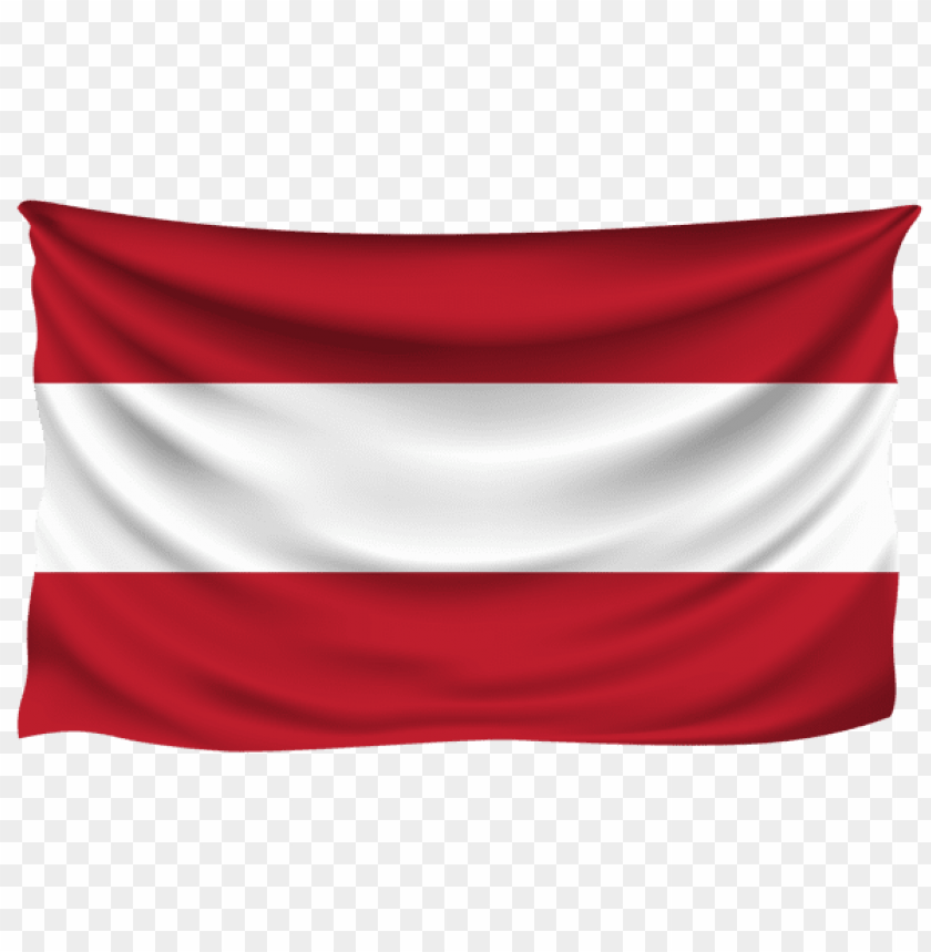 free PNG Download austria wrinkled flag clipart png photo   PNG images transparent