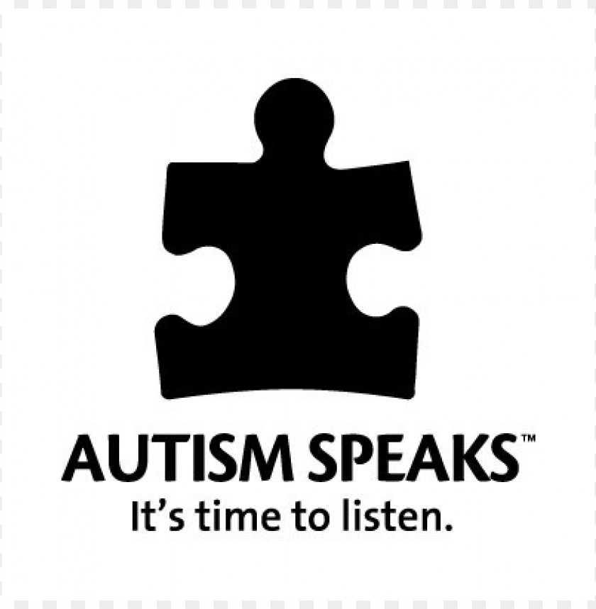 free PNG autism speaks logo vector PNG images transparent