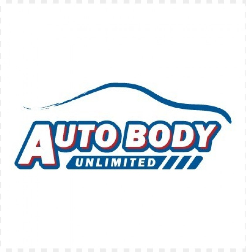 free PNG auto body unlimited logo vector PNG images transparent