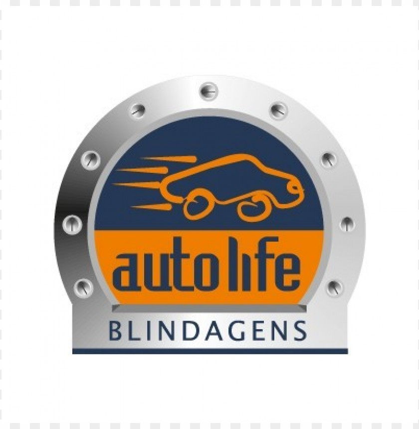 free PNG auto life blindagens logo vector PNG images transparent