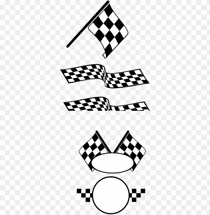 free PNG auto racing racing flags - racing fla PNG image with transparent background PNG images transparent