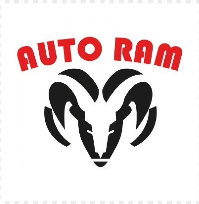 free PNG auto ram logo vector PNG images transparent