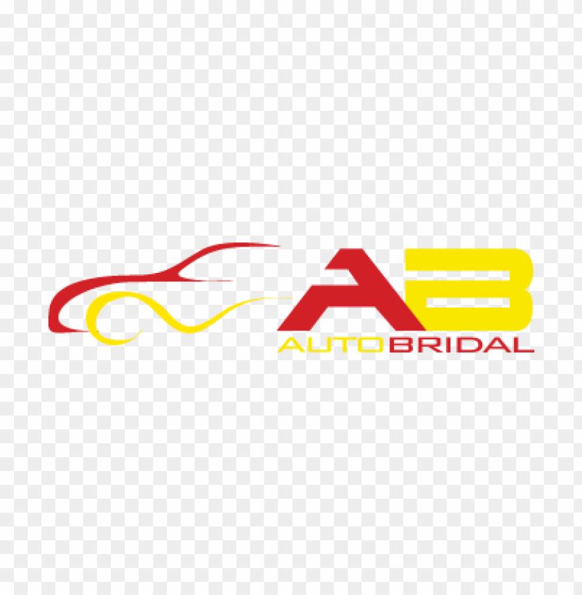 free PNG autobridal logo vector PNG images transparent
