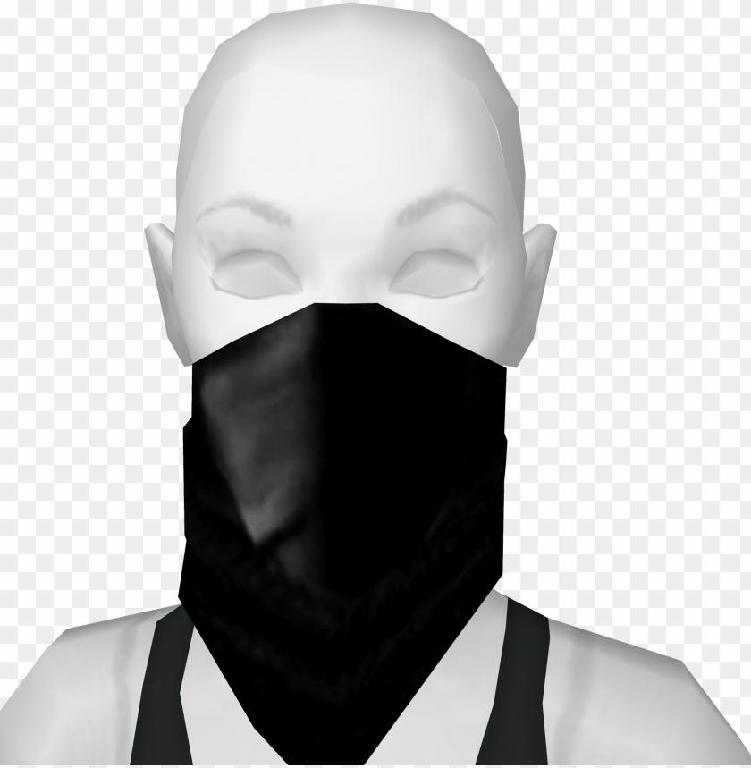 free PNG avatar female ninja custom mask - female ninja mask PNG image with transparent background PNG images transparent