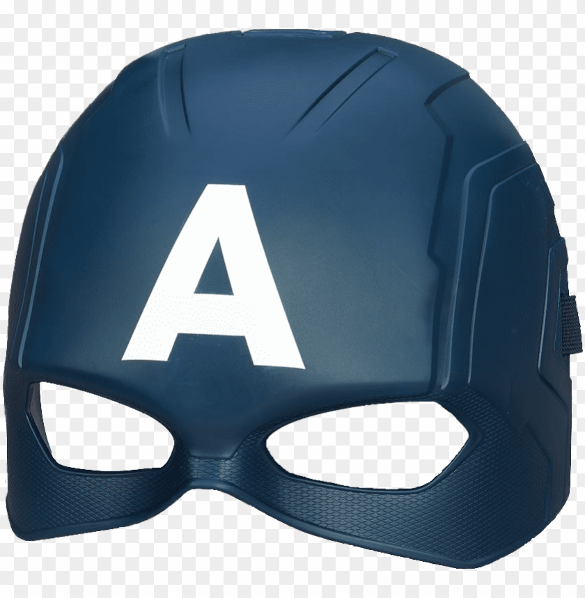 free PNG avengers - captain america mask PNG image with transparent background PNG images transparent