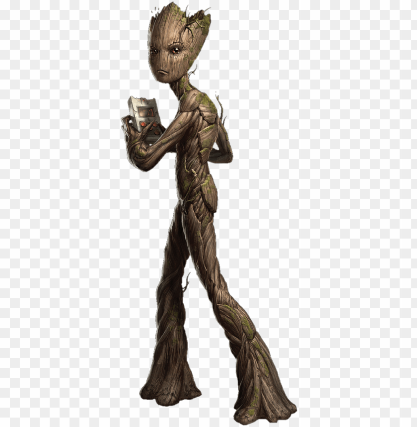 free PNG avengers infinity war adolescent groot png by https - groot infinity war PNG image with transparent background PNG images transparent