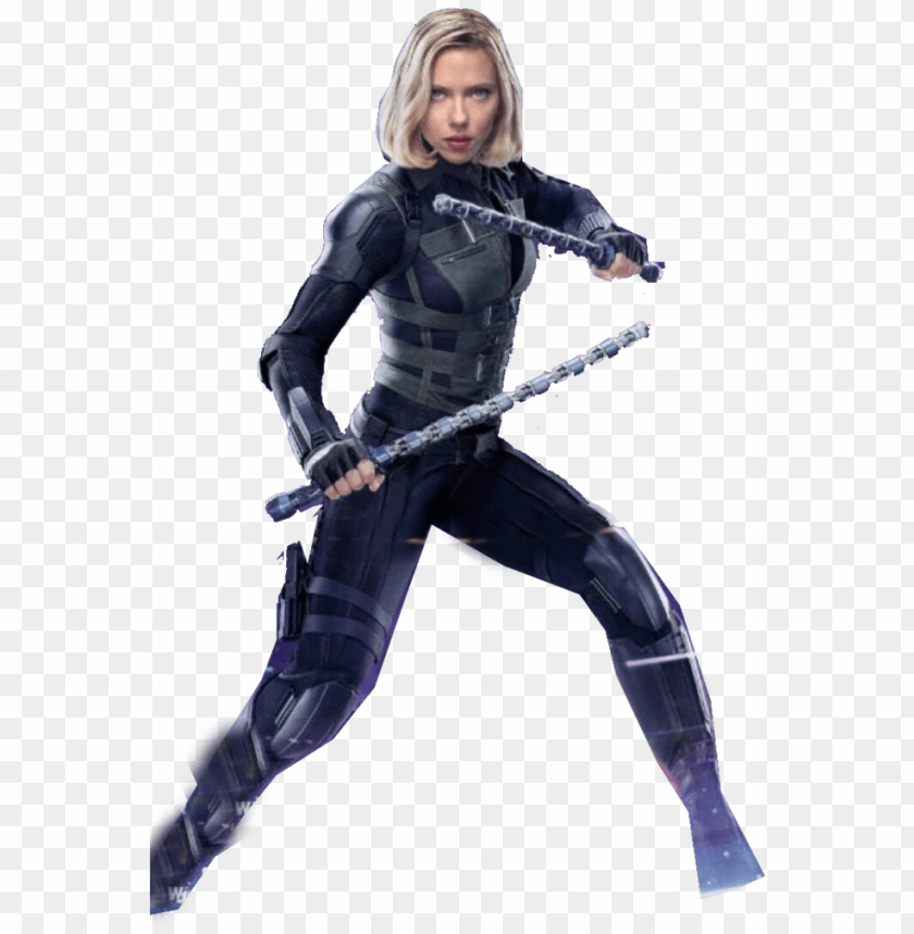 free PNG avengers infinity war black widow by ggreuz-dc5b3fr - avengers infinity war natasha PNG image with transparent background PNG images transparent