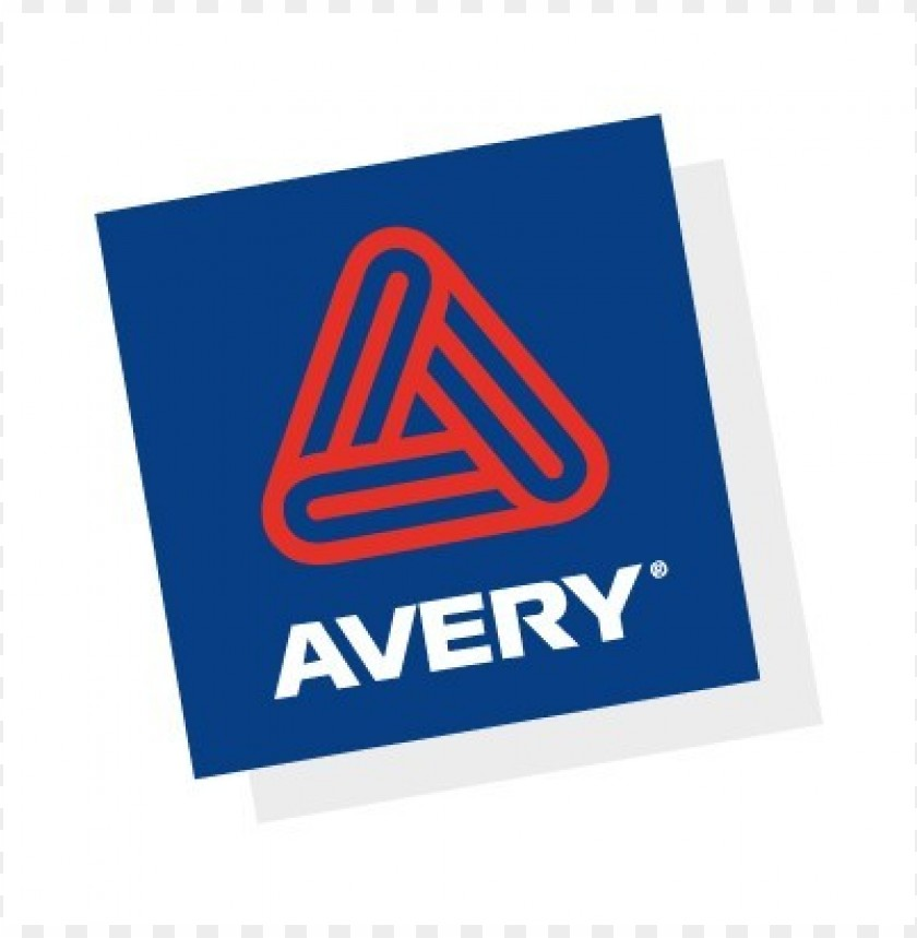 free PNG avery logo vector PNG images transparent