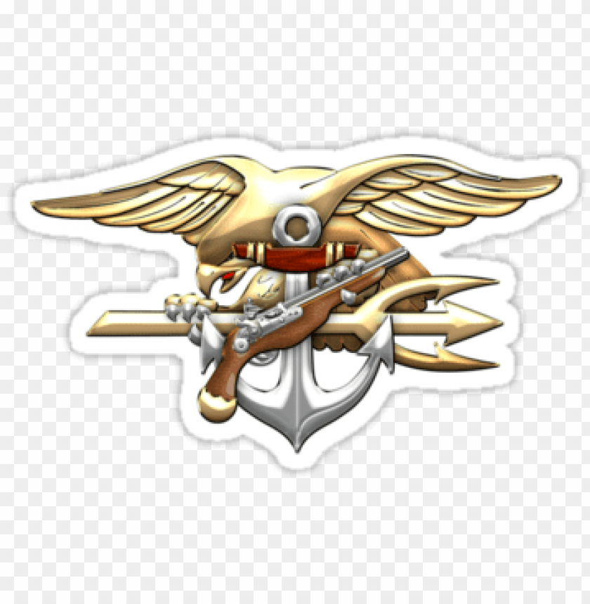 """free PNG avy seals trident emblem """" stickers by serge - navy seal logo PNG image with transparent background PNG images transparent"""