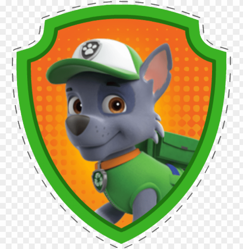 This is an image of Paw Patrol Printable with regard to label