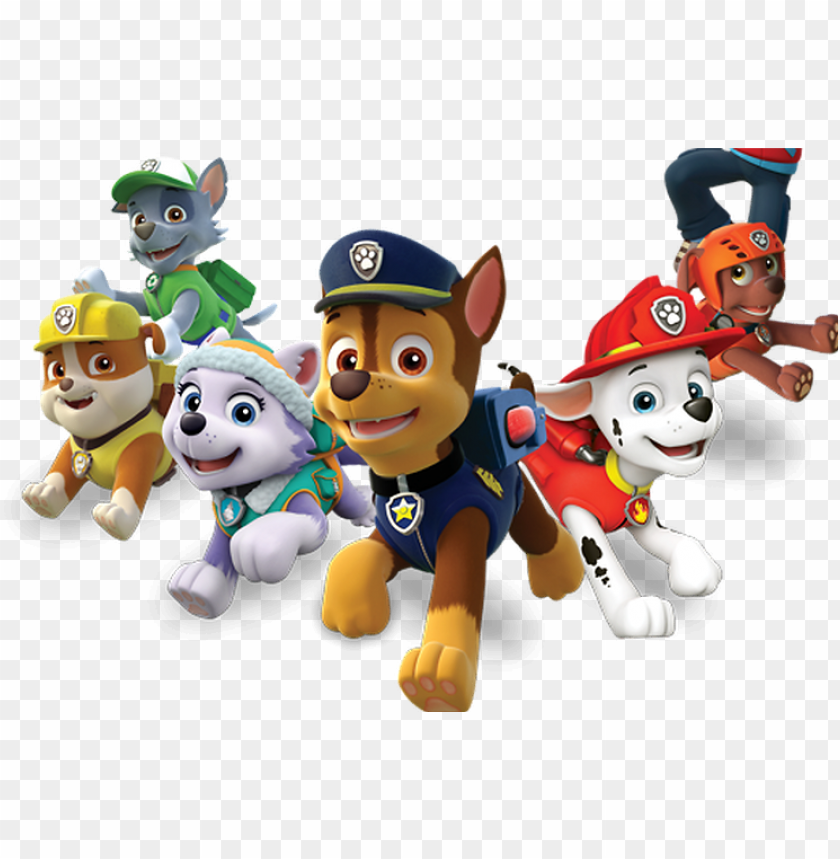 aw patrol - imagen patrulla canina PNG image with transparent background@toppng.com