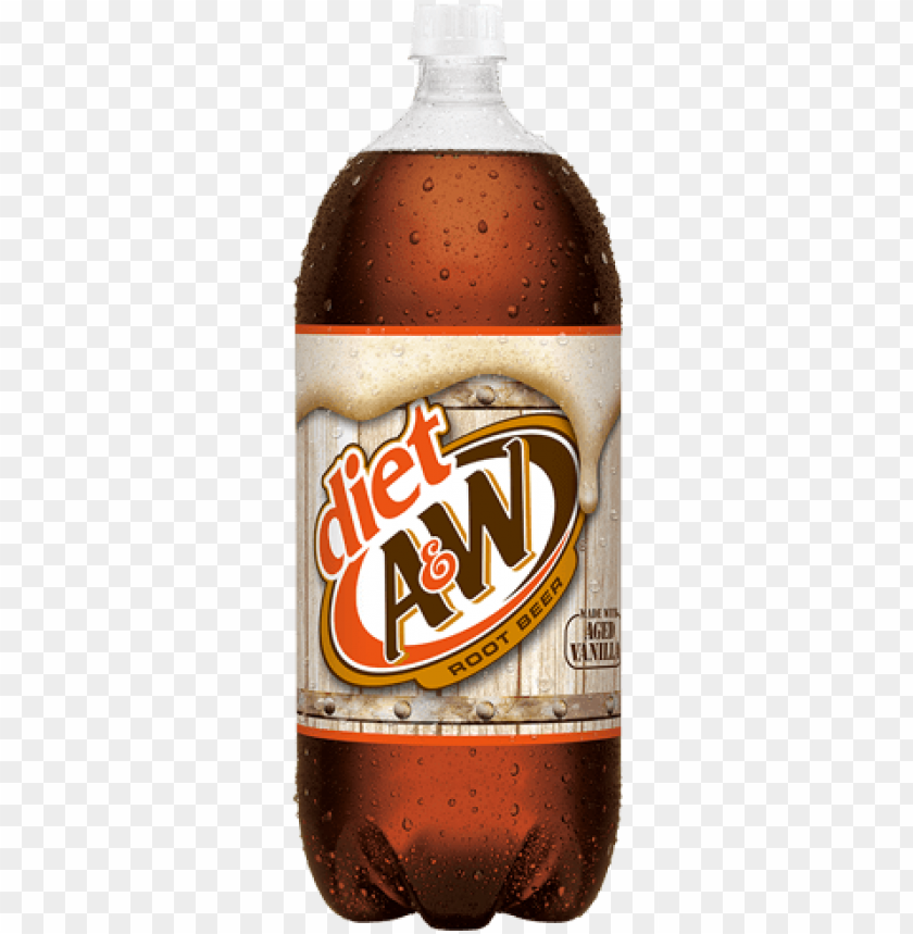 free PNG a&w root beer logo png - a&w diet root beer - 2 l bottle PNG image with transparent background PNG images transparent