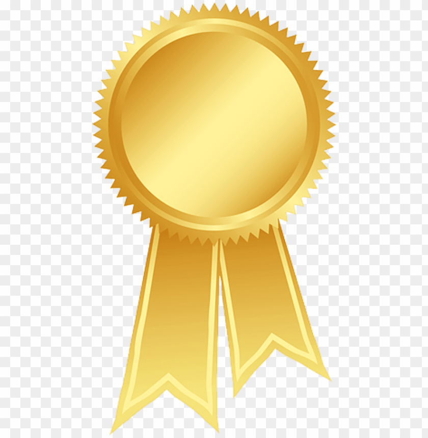 free PNG award gold ribbon PNG image with transparent background PNG images transparent