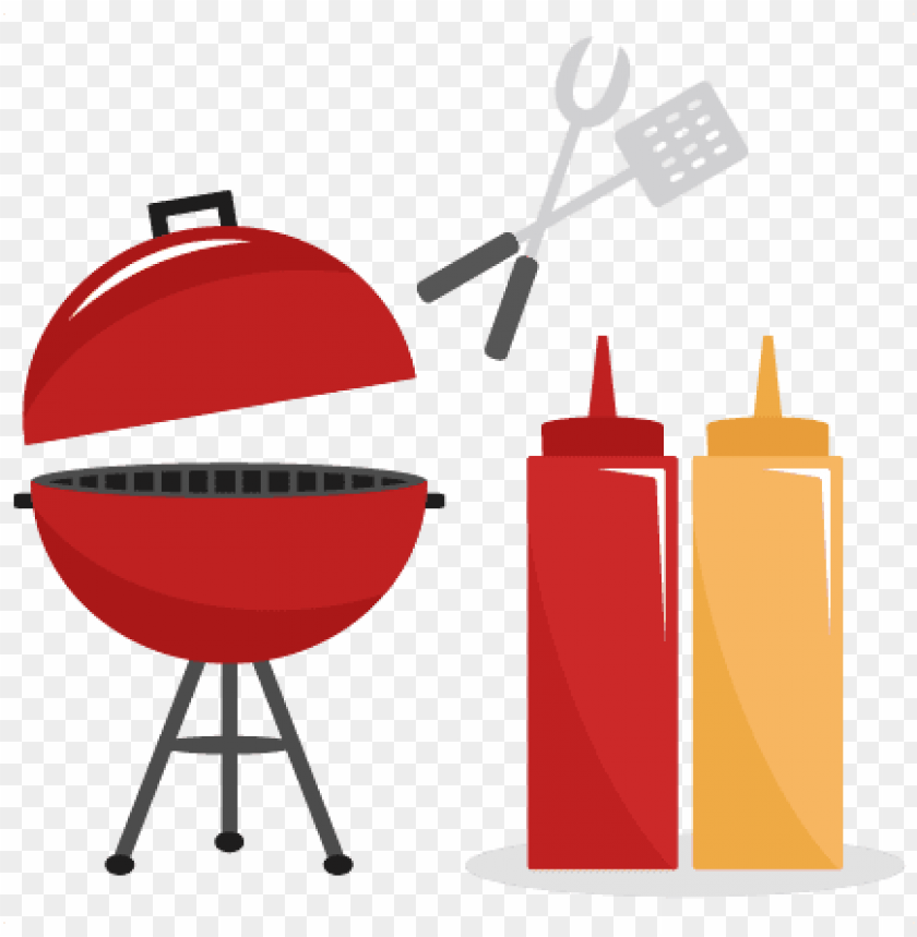 free PNG awesome bbq grill clipart bbq set svg cutting files - bbq grill clipart PNG image with transparent background PNG images transparent