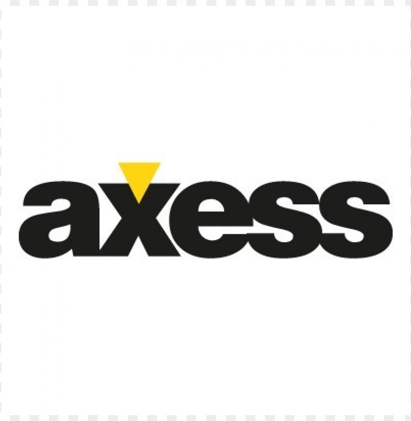 Axess Banks Logo Vector Toppng