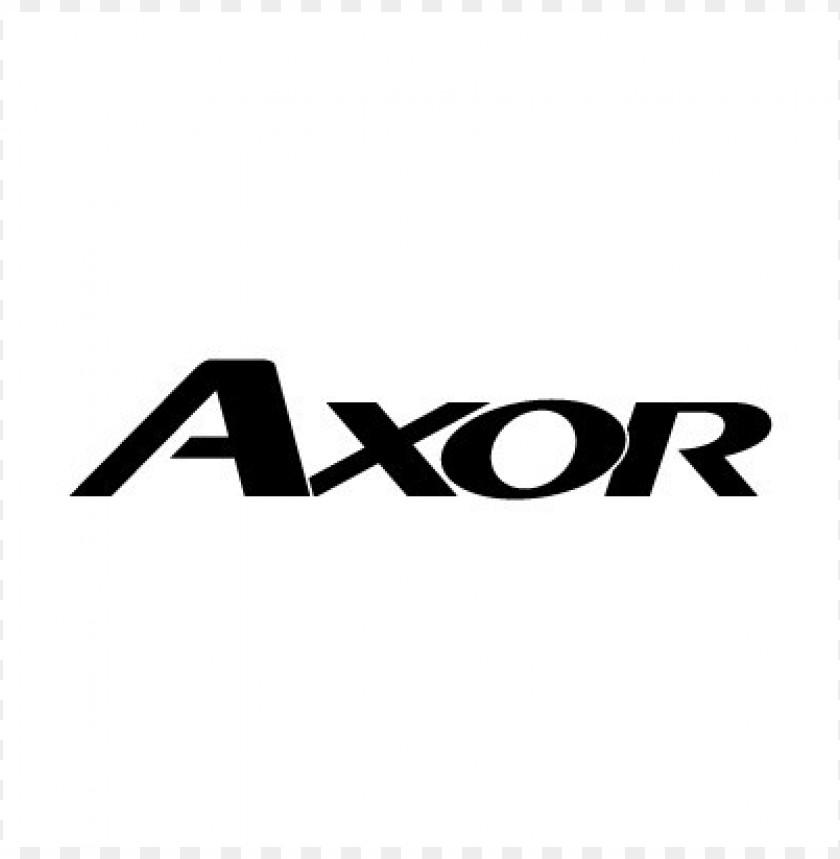 free PNG axor logo vector PNG images transparent