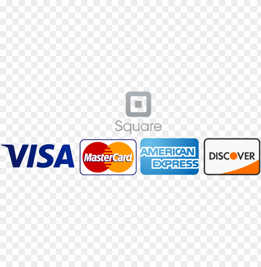ayment icons -square - visa mastercard maestro american express