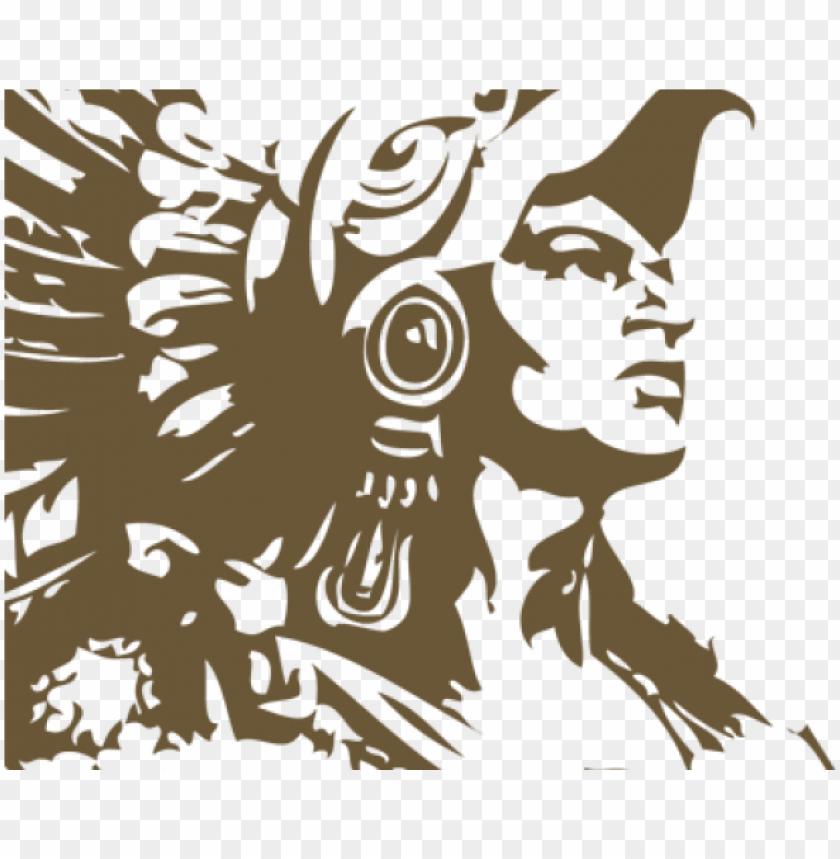 Aztec Clipart Aztec Warrior 12 Lost Tribes Of Israel