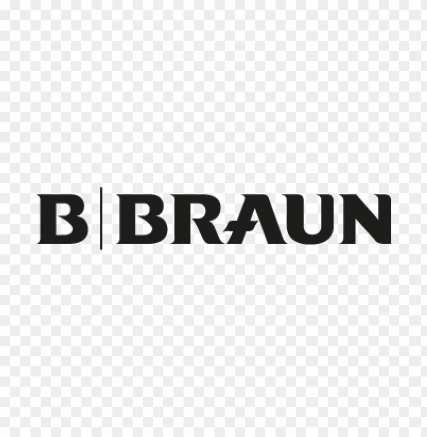 free PNG b braun black vector logo PNG images transparent
