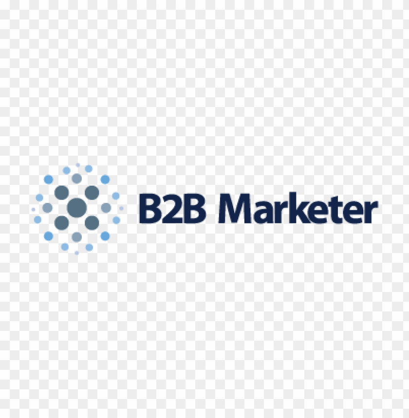 free PNG b2b marketer vector logo PNG images transparent