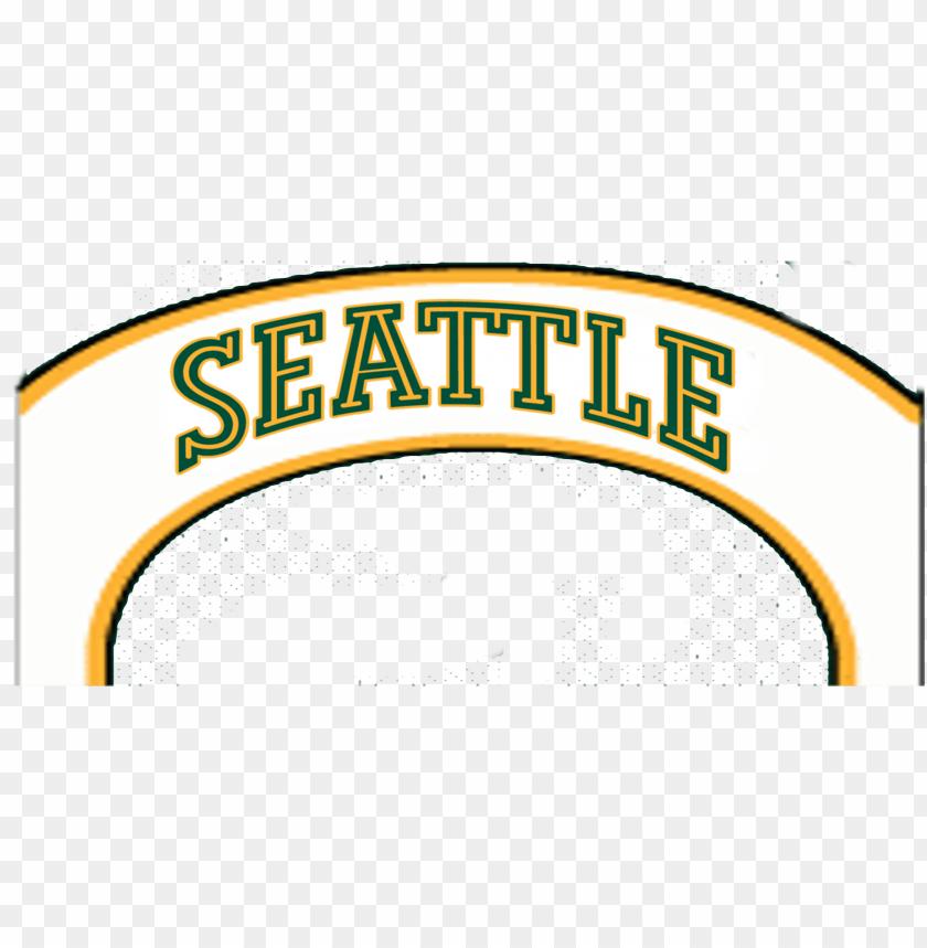 Ba 2k14 Logo Transparent Download Sonics Logo Png Seattle Png Image With Transparent Background Toppng