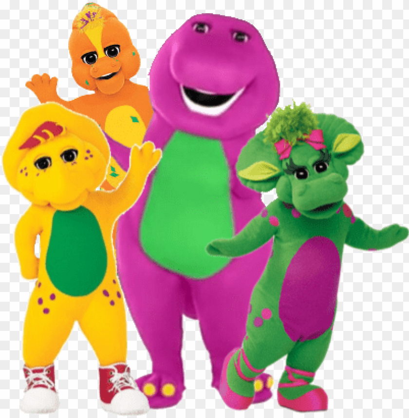 Baby Bop Bj And Riff Png Image With Transparent Background Toppng