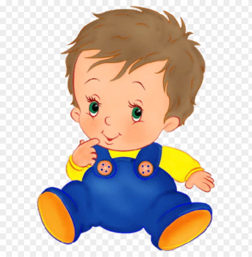 Baby Boy Cartoon Png Image With Transparent Background Toppng