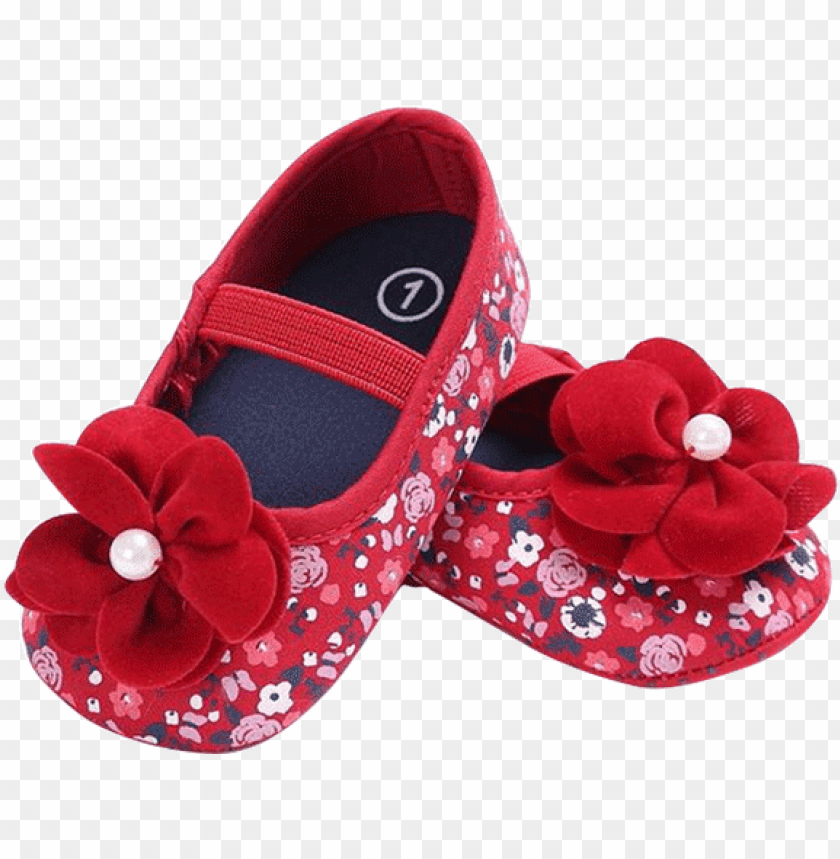 free PNG baby girl shoes petite - girl baby red shoes PNG image with transparent background PNG images transparent