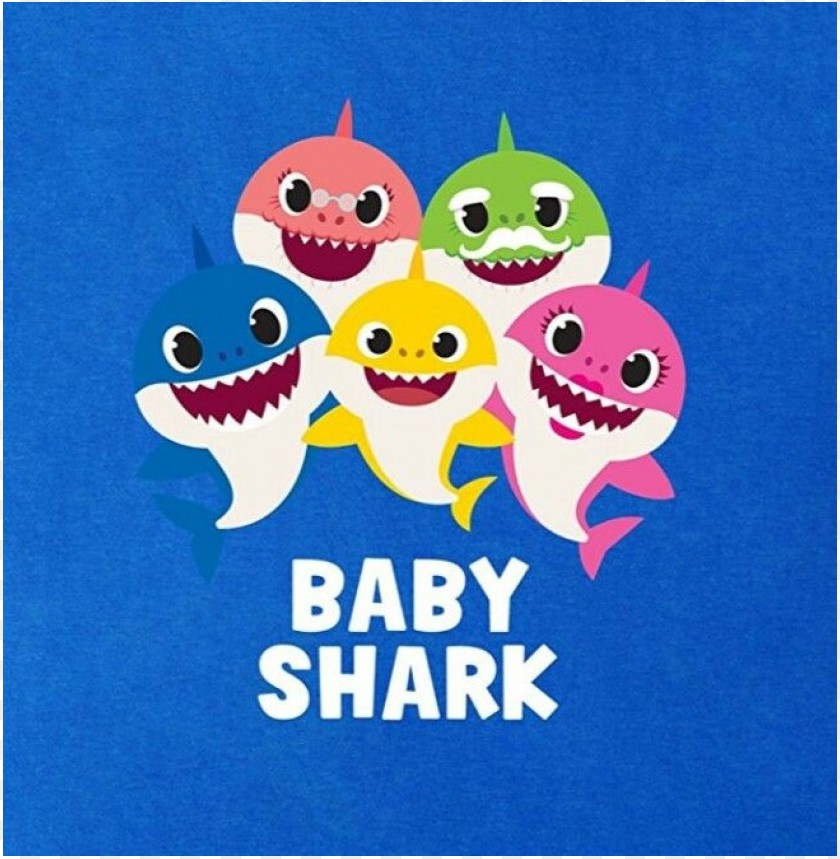 Baby Shark Png Image With Transparent Background Toppng