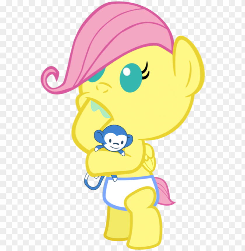 free PNG babyshy, baby, baby pony, babyshy, bipedal, blue monkey, - fluttershy PNG image with transparent background PNG images transparent
