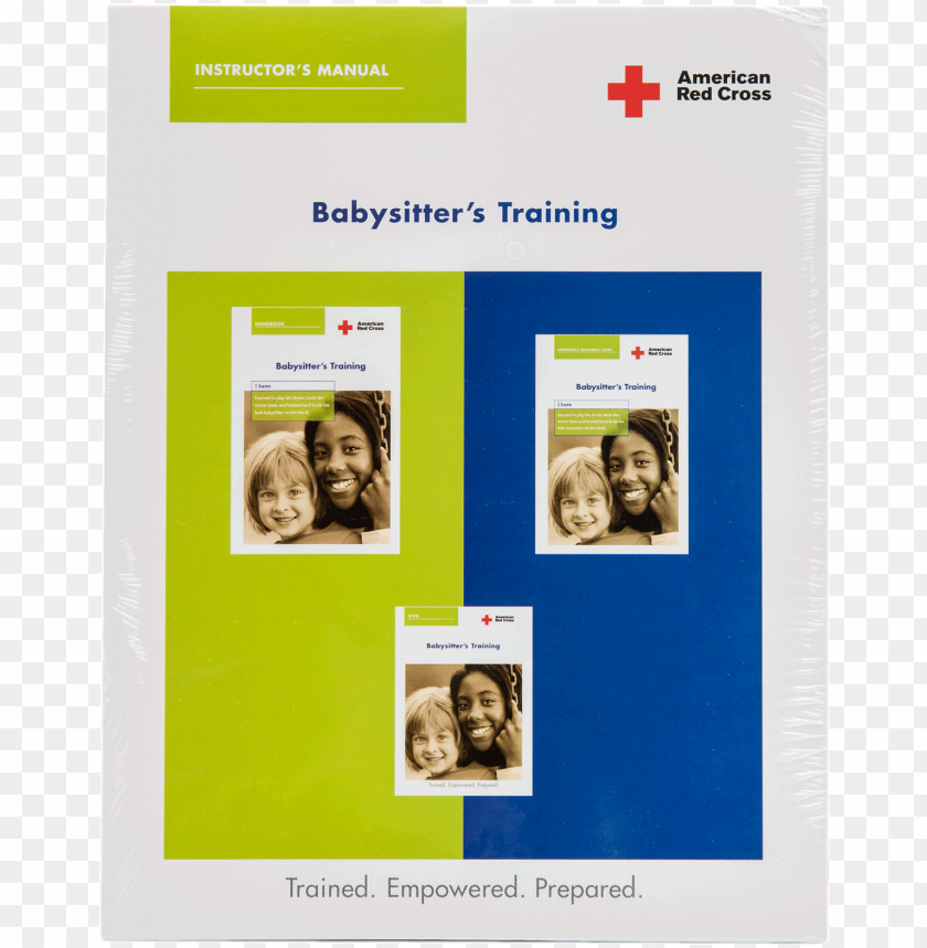 free PNG babysitters training instructors manual with cd-rom PNG image with transparent background PNG images transparent