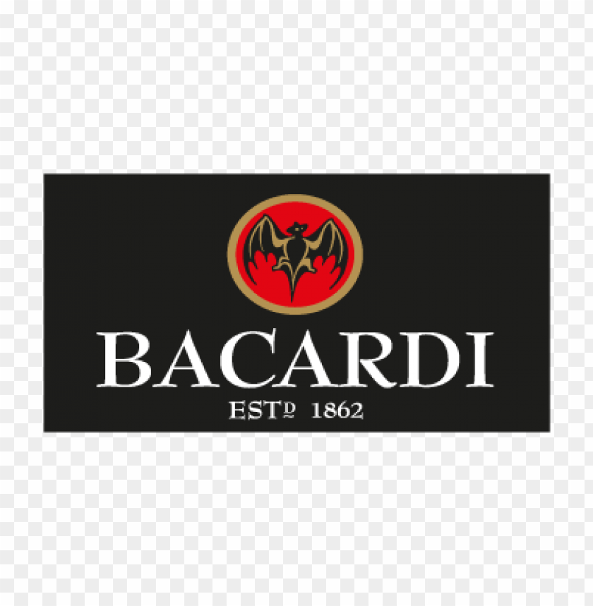 free PNG bacardi company vector logo PNG images transparent