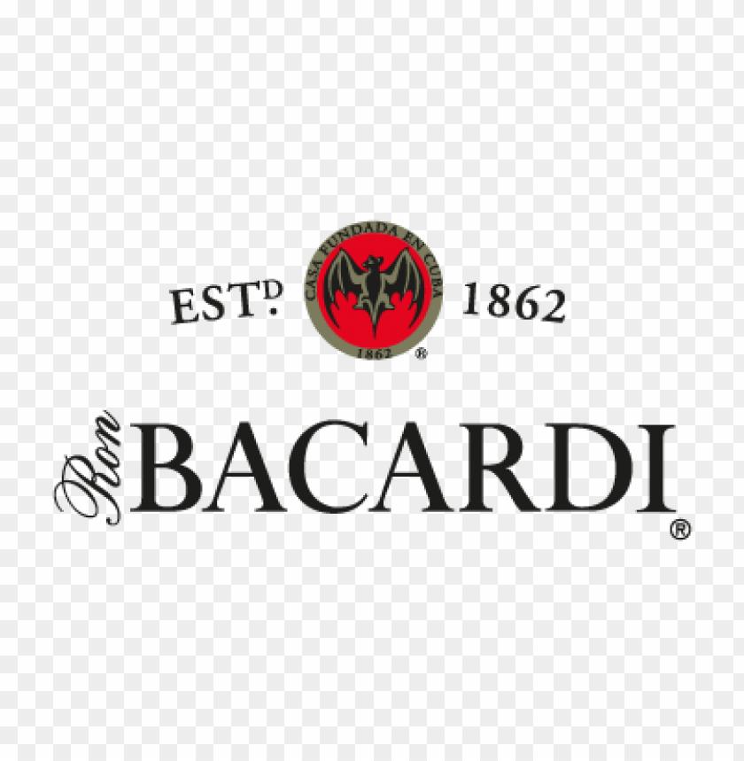 free PNG bacardi est vector logo PNG images transparent