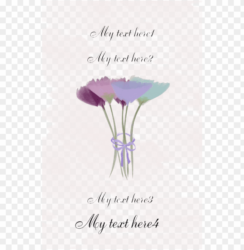 free PNG back design - custom cute watercolor peonies flowers floral journal PNG image with transparent background PNG images transparent