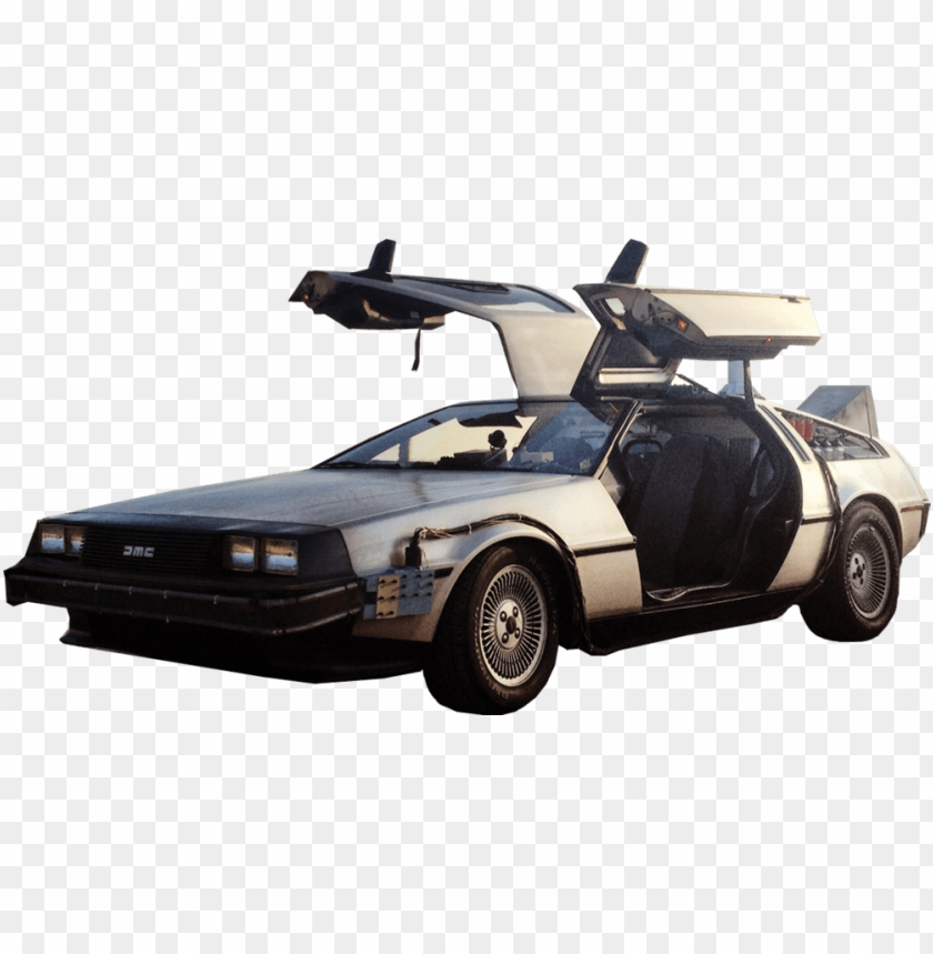 free PNG back to the future car png - back to the future transparent PNG image with transparent background PNG images transparent