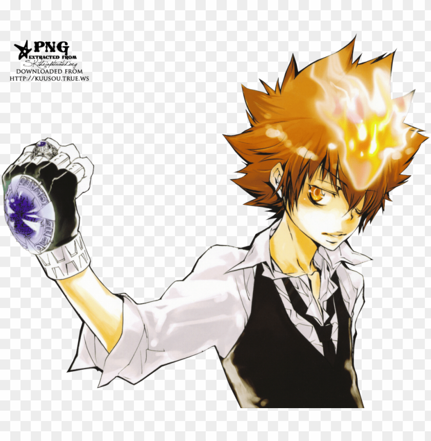 Background Katekyo Hitman Reborn Png Image With Transparent Background Toppng