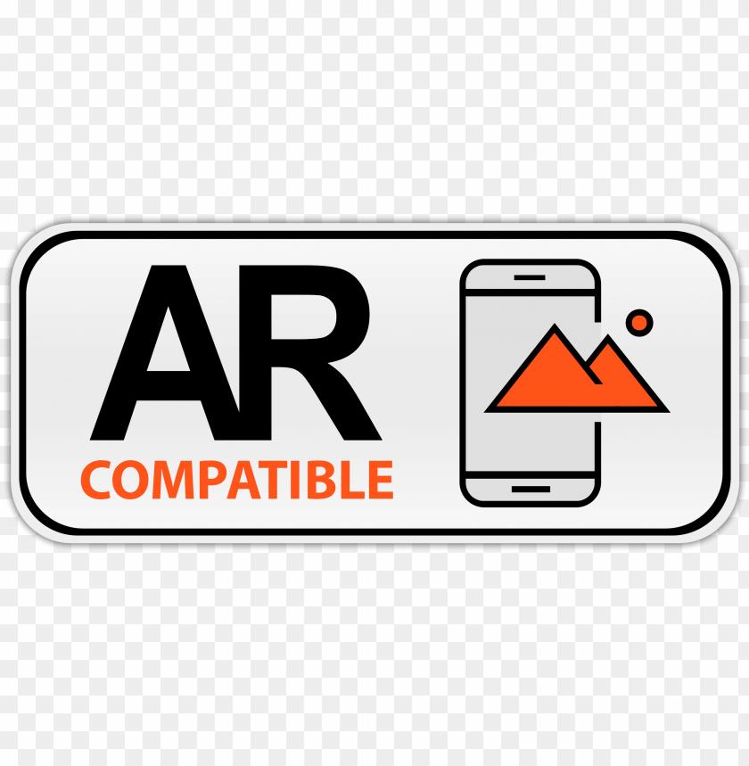 free PNG badge ar compatible - badge PNG image with transparent background PNG images transparent