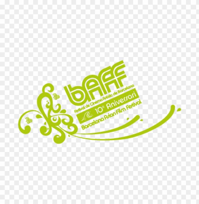free PNG baff vector logo PNG images transparent