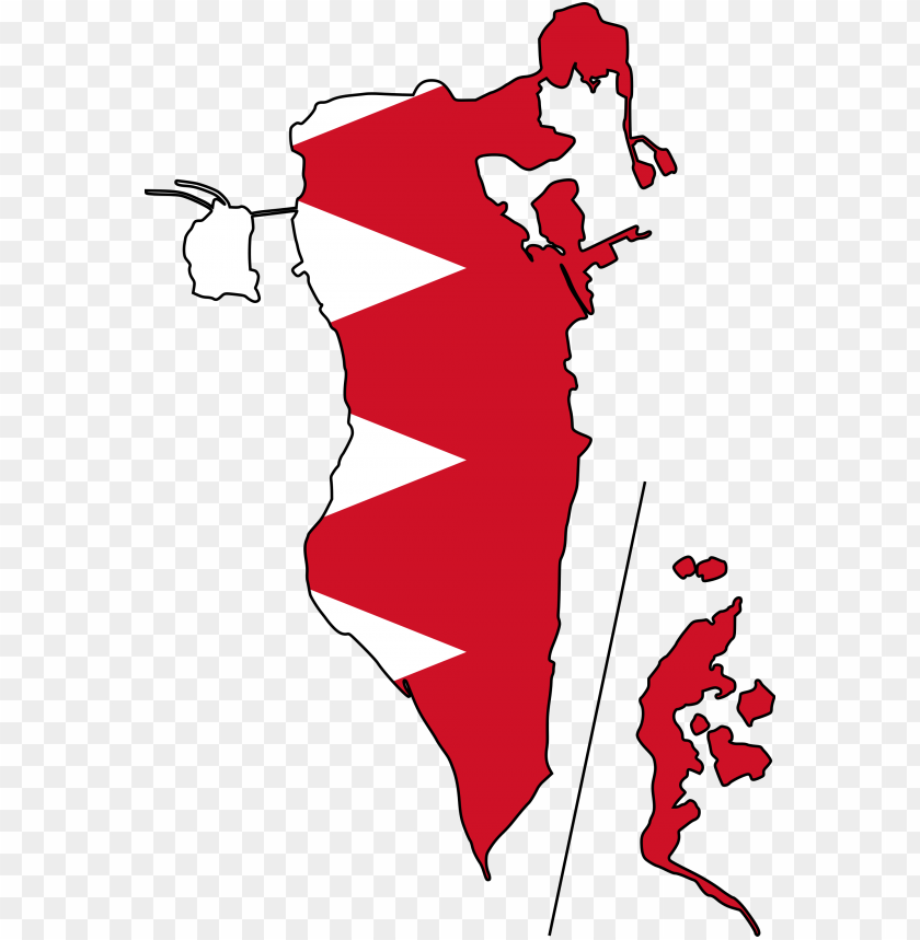 free PNG bahrain click on the bahrain flag map png transparent PNG image with transparent background PNG images transparent