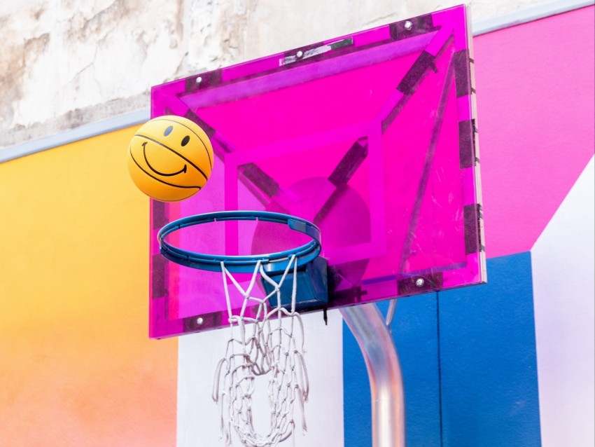 free PNG ball, basketball hoop, basketball, throw, hoop background PNG images transparent