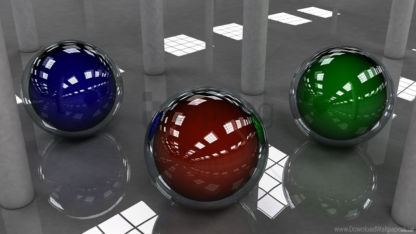 free PNG ball, colored, glass, lights, shape, surface wallpaper background best stock photos PNG images transparent