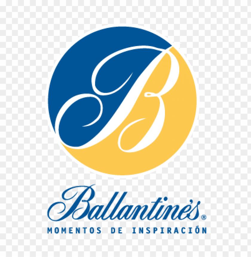 free PNG ballantine's 50 vector logo PNG images transparent