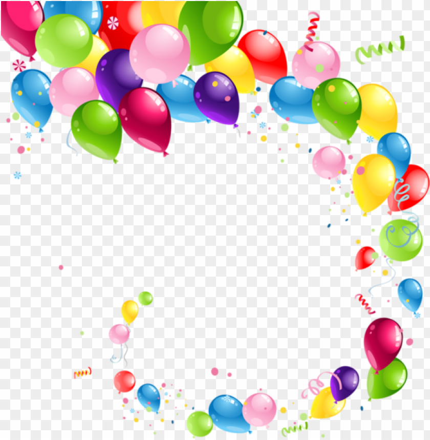 free PNG ballons,globos,balloons imágenes de cumpleaños, felicidades - balloons vector free PNG image with transparent background PNG images transparent