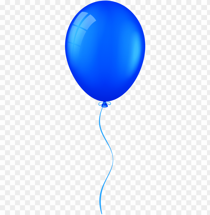 free PNG balloon clipart navy blue - blue balloon clipart PNG image with transparent background PNG images transparent