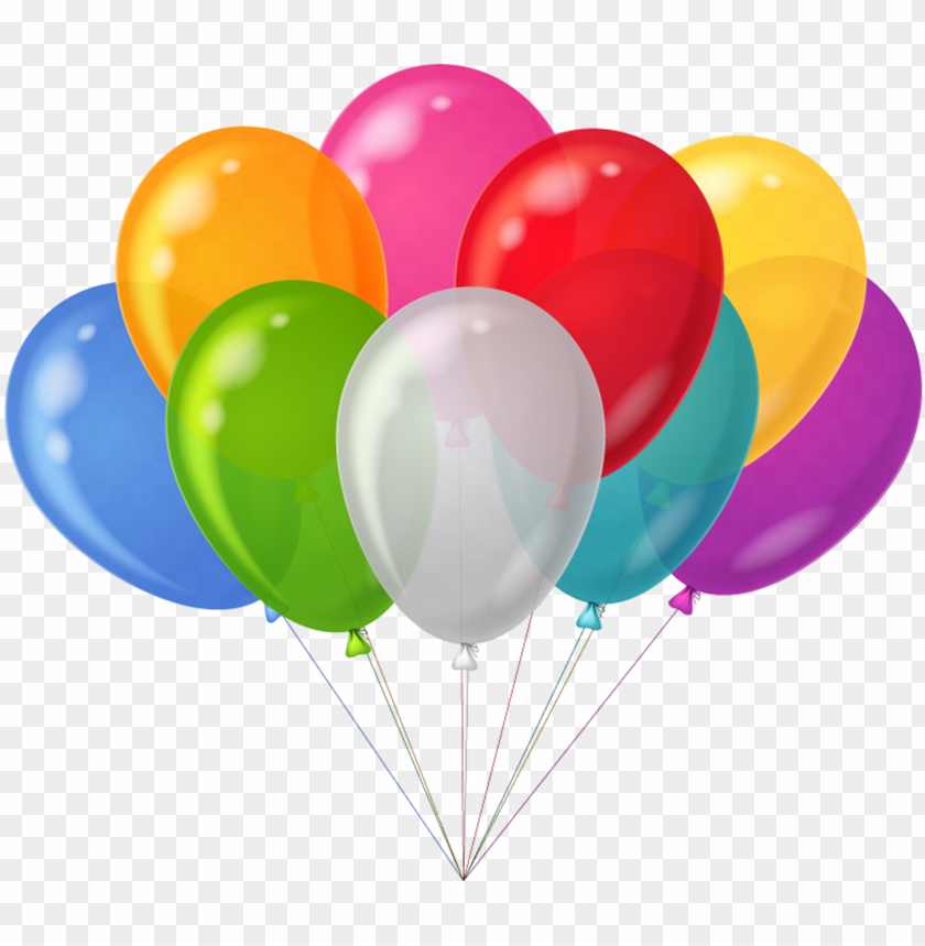 free PNG balloons clipart transparent background - balloons clip art transparent background PNG image with transparent background PNG images transparent