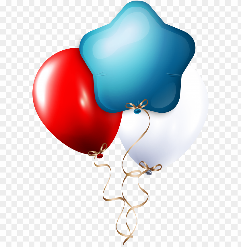 free PNG balloons png image - star balloons clipart PNG image with transparent background PNG images transparent